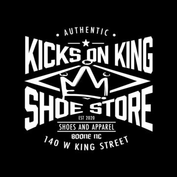 Kicks on King